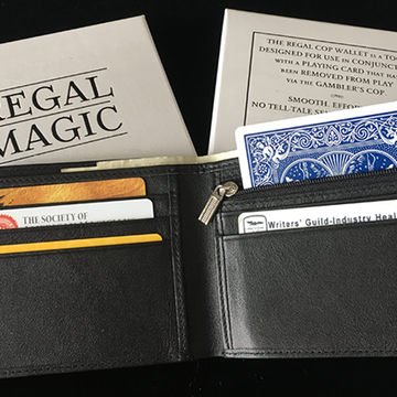 THE REGAL COP WALLET von David Regal