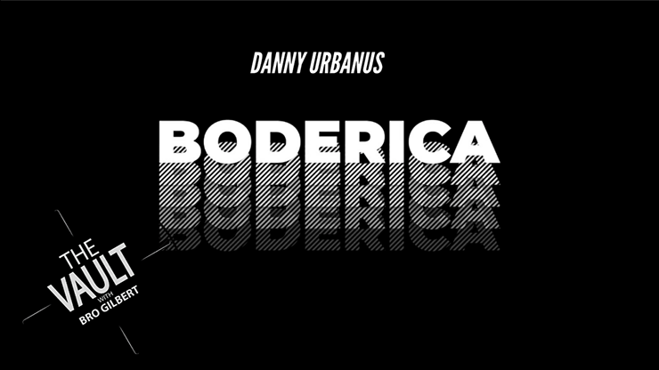 The Vault - Boderica von Danny Urbanus video DOWNLOAD - JCM STORE