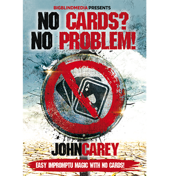 No Cards, No Problem von John Carey video DOWNLOAD