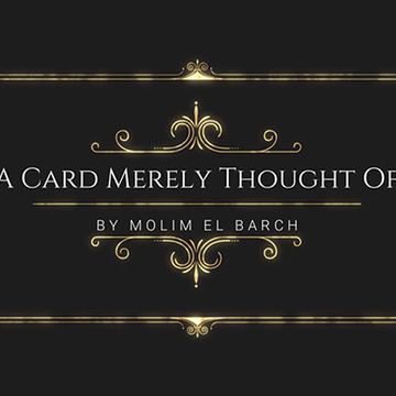 A Card Merely Thought Of von Molim El Barch video DOWNLOAD