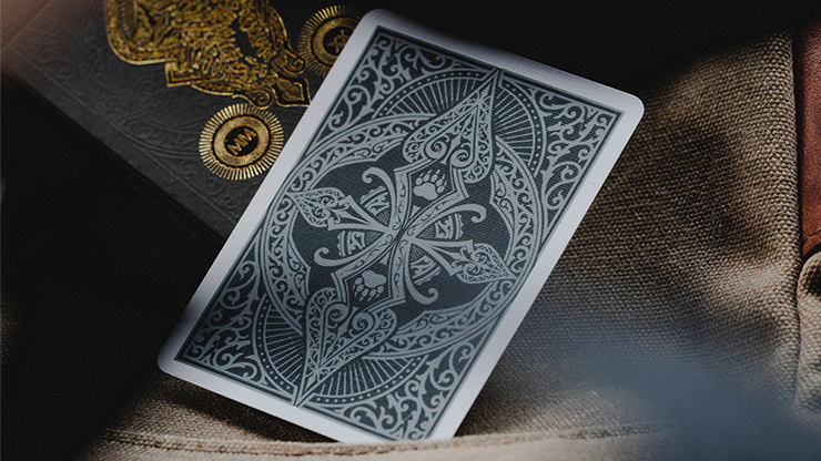 Kodiak Playing Cards von Jody Eklund