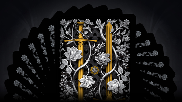MORGANA Illuminations von Art Playing Cards - JCM STORE