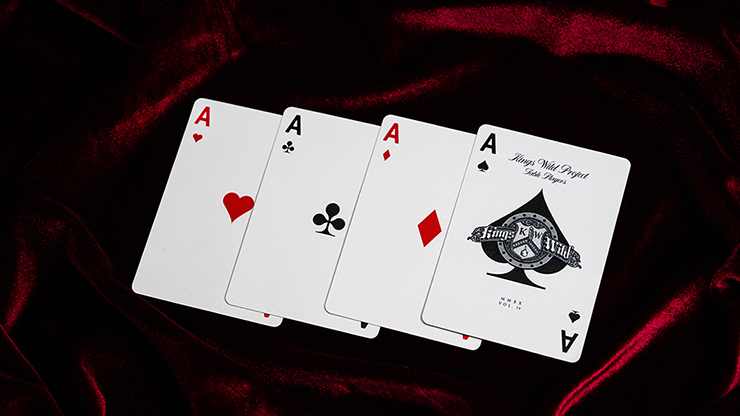 No.13 Table Players Vol. 4 (Cavett) von Kings Wild Project
