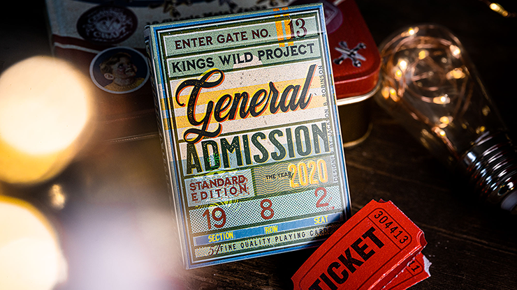 General Admission von Kings Wild Project inc.