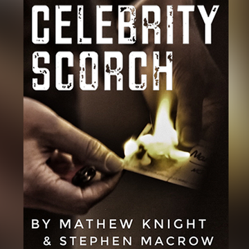 Celebrity Scorch (Tom Cruse & Elvis) von Mathew Knight und Stephen Macrow