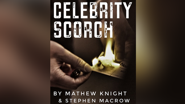 Celebrity Scorch (Tom Cruse & Elvis) von Mathew Knight und Stephen Macrow - JCM STORE