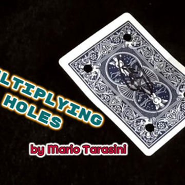Multiplying Holes von Mario Tarasini video DOWNLOAD