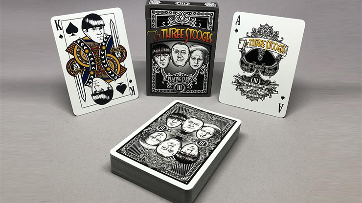 The Three Stooges Deck