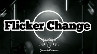 Flicker Change von Gonzalo Cuscuna video DOWNLOAD - JCM STORE