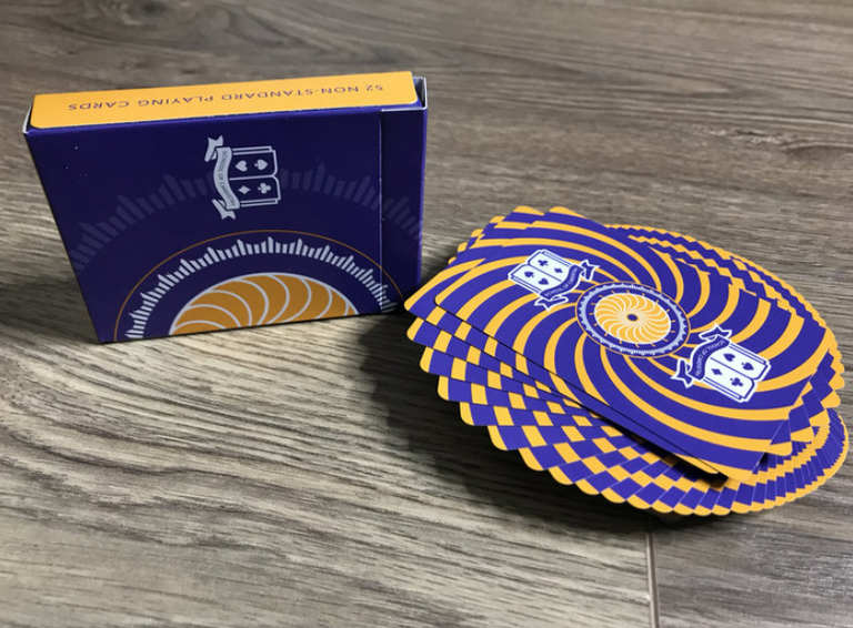 SCHOOL OF CARDISTRY DECK - V4 - JCM STORE