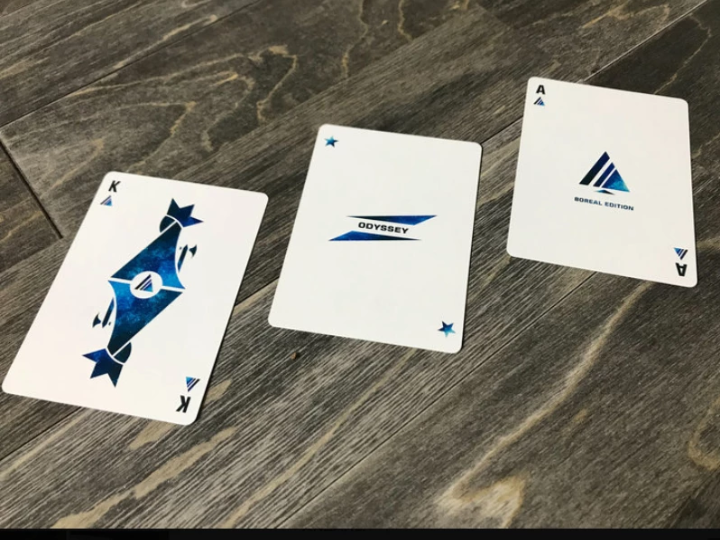 ODYSSEY PLAYING CARDS - BOREAL EDITION