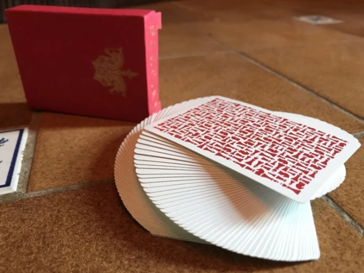 KNIGHTS DECK - ELLUSIONIST - ROT