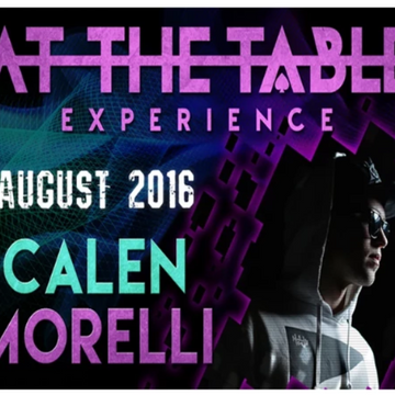 AT THE TABLE - LIVE LECTURE - CALEN MORELLI - VIDEO DOWNLOAD