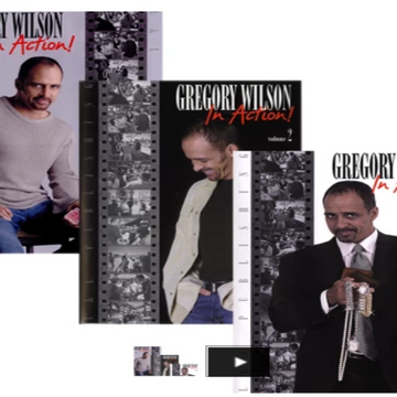 IN ACTION SET (VOL 1 THRU 3) - GREGORY WILSON -  VIDEO DOWNLOAD - JCM STORE