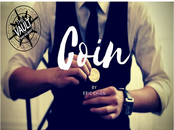 THE VAULT - COIN - ERIC CHIEN - VIDEO DOWNLOAD - JCM STORE