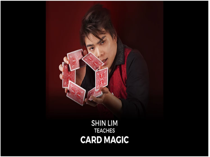 SHIN LIM TEACHES CARD MAGIC (FULL PROJECT) VIDEO DOWNLOAD