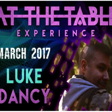 AT THE TABLE-  LIVE LECTURE - LUKE DANCY - VIDEO DOWNLOAD - JCM STORE