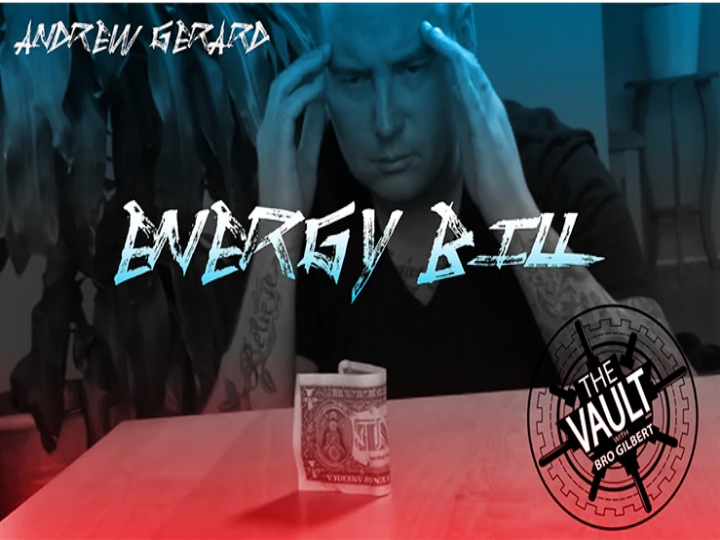 THE VAULT - ENERGY BILL - ANDREW GERARD - VIDEO DOWNLOAD - JCM STORE