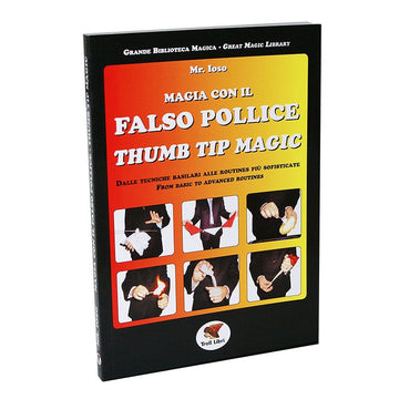 Thumb Tip Magic von Mr.Ioso (Buch)