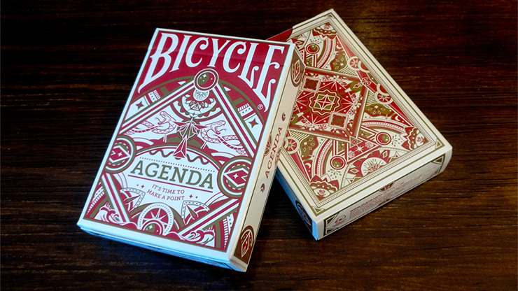 Agenda Red Basic Edition