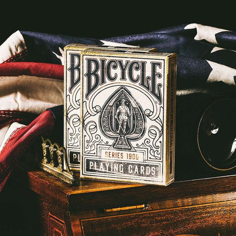 BICYCLE - 1900 DECK - BLAU