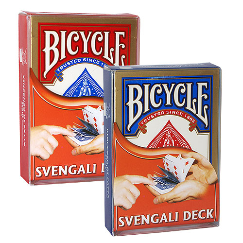 BICYCLE SVENGALI DECK - JCM STORE