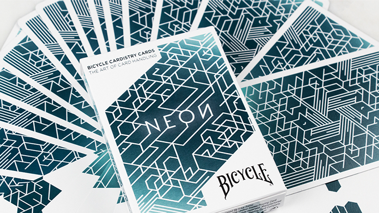 Bicycle - Neon Cardistry Deck