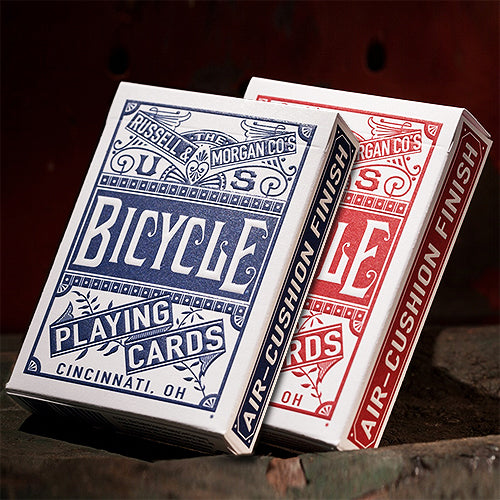 BICYCLE CHAINLESS DECK - JCM STORE