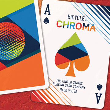 Bicycle Chroma Deck - JCM STORE