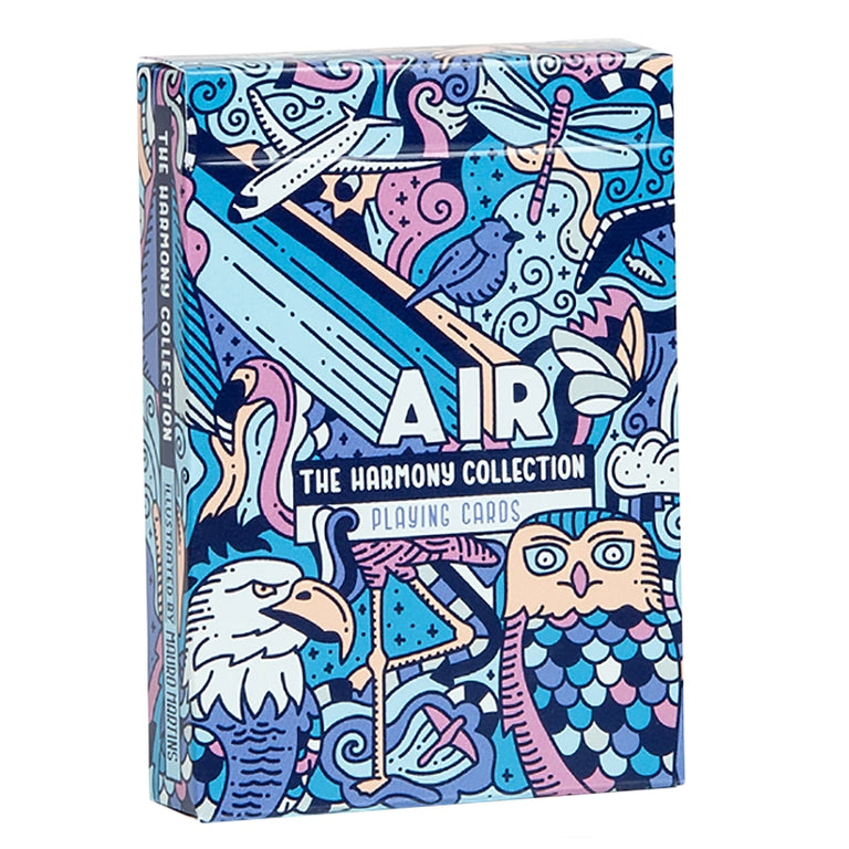 HARMONY COLLECTION PLAYING CARDS - AIR, SEA ODER LAND EDITION - JCM STORE