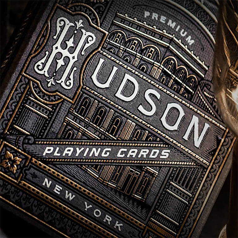 HUDSON DECK - THEORY 11 - BLACK EDITION