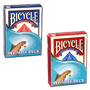 BICYCLE INVISIBLE DECK - JCM STORE