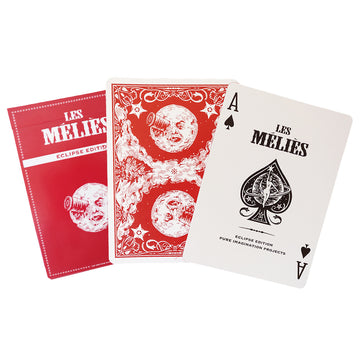 LES MELIES PLAYING CARDS - ECLIPSE DECK