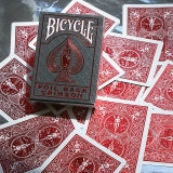 BICYCLE - METALLUXE NEW EDITION - BLAU ODER ROT