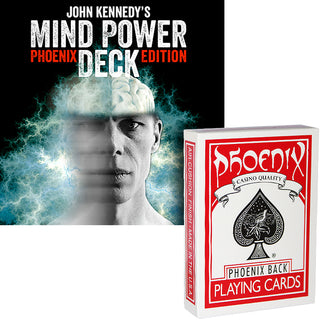 MIND POWER DECK - JOHN KENNEDY - JCM STORE
