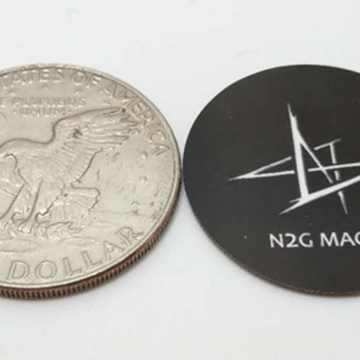 N2 MÜNZEN SET - DOLLAR - N2G MAGIC - JCM STORE