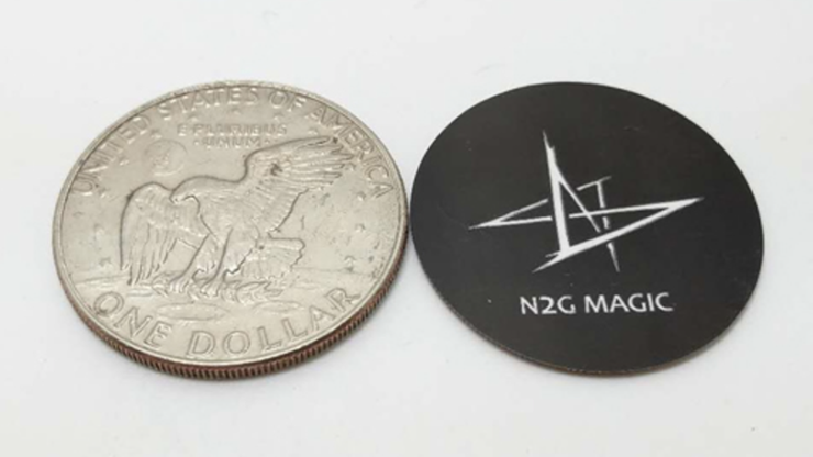 N2 MÜNZEN SET - DOLLAR - N2G MAGIC