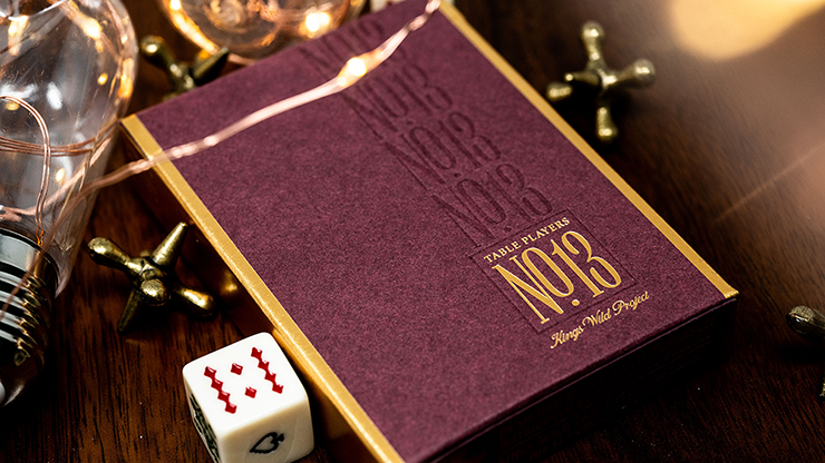 No.13 Table Players Vol. 1 von Kings Wild Project
