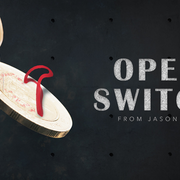 Open Switch ( DVD und Gimmicks ) von Jason Yu - JCM STORE
