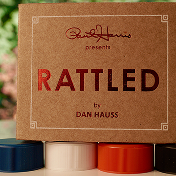 PAUL HARRIS PRESENTS RATTLED - WEISS - DAN HAUSS - JCM STORE