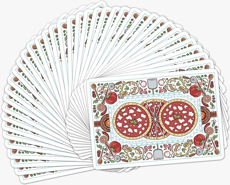 PIZZA DECK