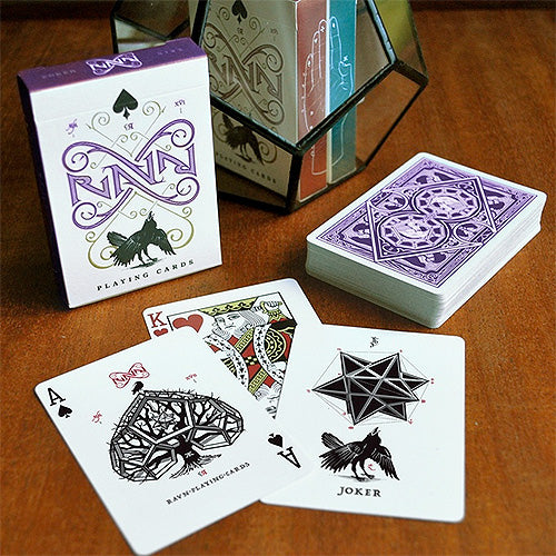 RAVN PURPLE HAZE DECK - JCM STORE