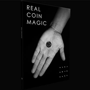 REAL COIN MAGIC - BENJAMNIN EARL - DVD - JCM STORE