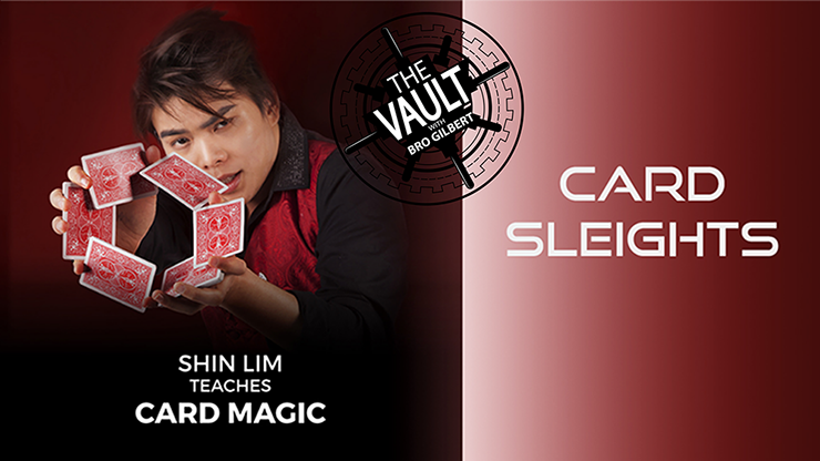 The Vault - Card Sleights von Shin Lim video DOWNLOAD