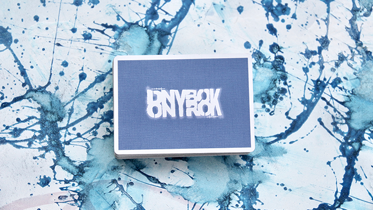 The Stencil Deck von Donny Brook - JCM STORE