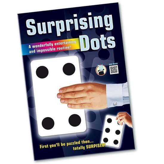 SURPRISING DOTS BY VINCENZO DIFATTA - JCM STORE