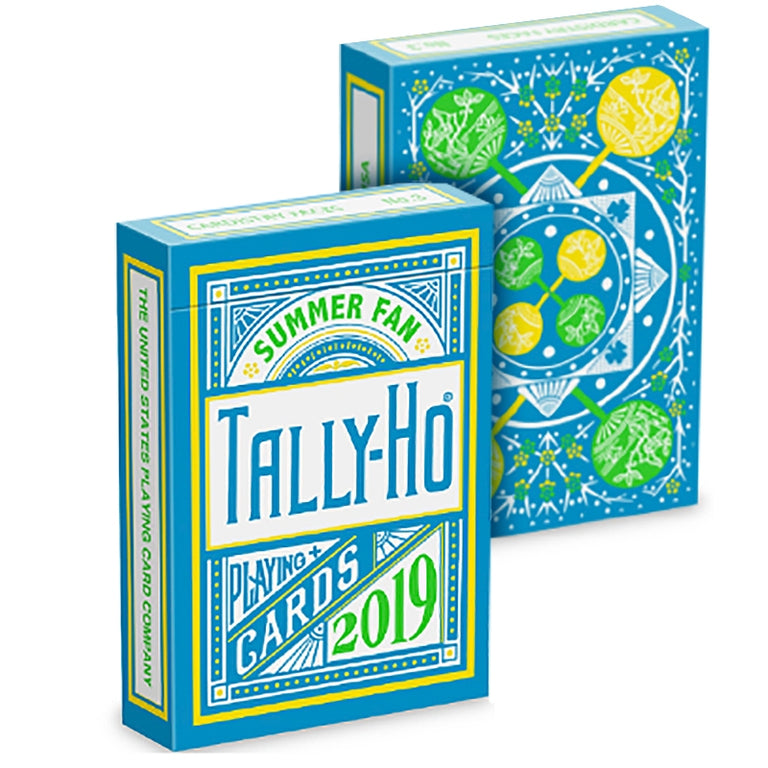 TALLY HO SUMMER FAN DECK