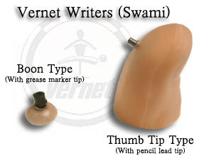 Thumb Tip WRITER (Pencil Lead 2mm)- Vernet. - JCM STORE