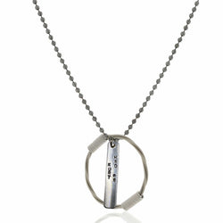 KURT BLANKENSHIP OF HED PE BASS GUITAR NECKLACE
