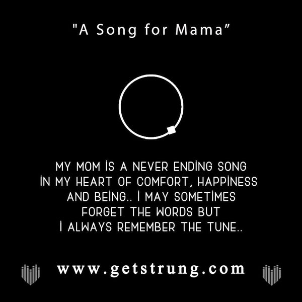 "MOM HEART - ""A SONG FOR MAMA"""
